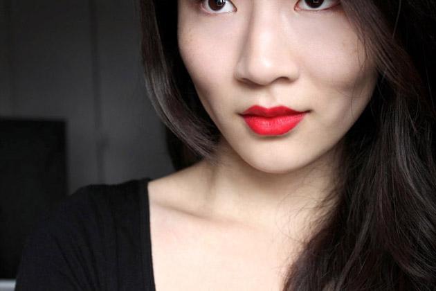 Annabelle TwistUp Monroe lip swatch