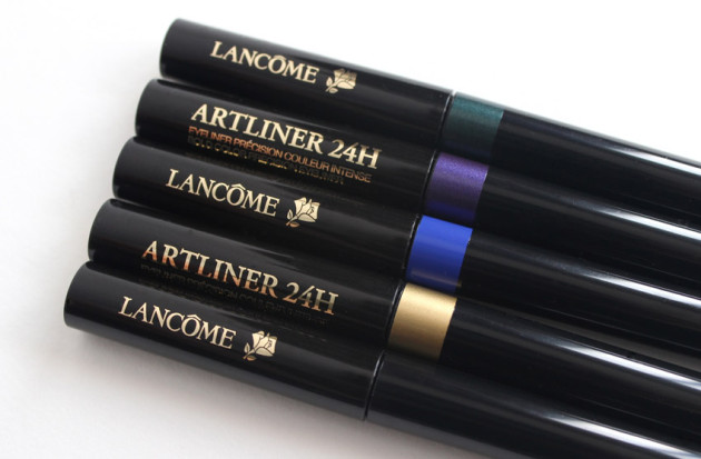 Artliner 24H precision eyeliner review swatches