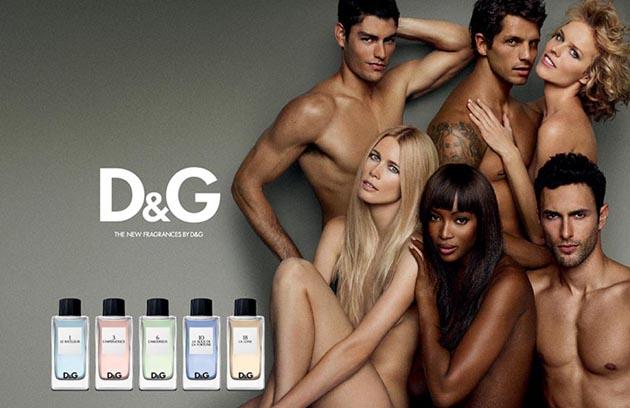 D&G fragrance anthology