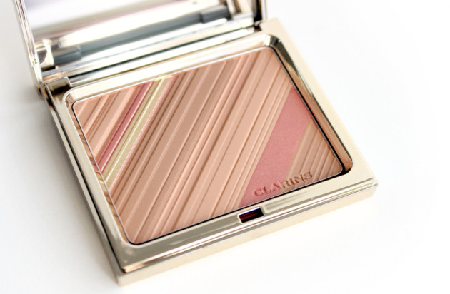 Clarins Fall 2013 review Graphic Expression Face & Blush Powder