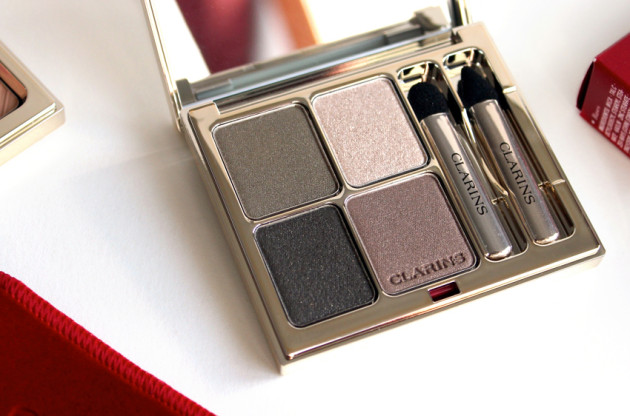 Clarins Forest Eye Quartet review