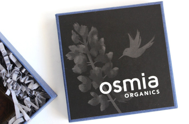 Osmia Organics perfume concentrate review