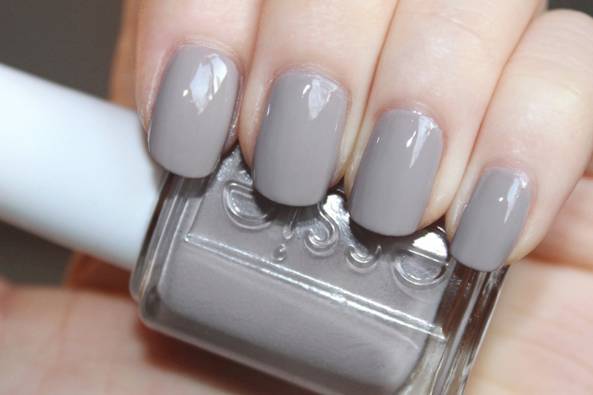 theNotice - Essie Master Plan swatches, review, photos | Grey nails ...