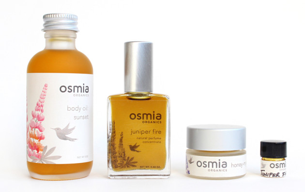 Valentine's Day giveaway with theNotice and Osmia Organics