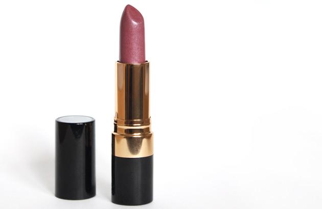Revlon Icy Violet Super Lustrous Lipstick review