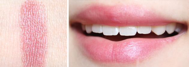 Revlon Icy Violet swatch - Super Lustrous Lipstick
