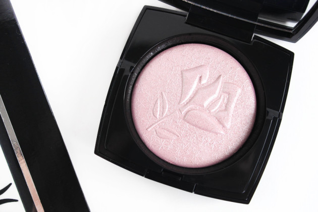 Lancome Rose Etincelle Blush Highlighter review