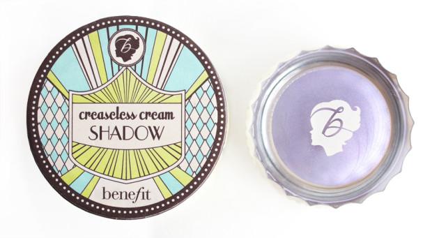 Benefit Creaseless Cream eyeshadow review