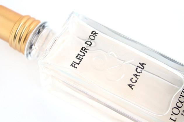 L'Occitane Fleur d'Or Acacia review