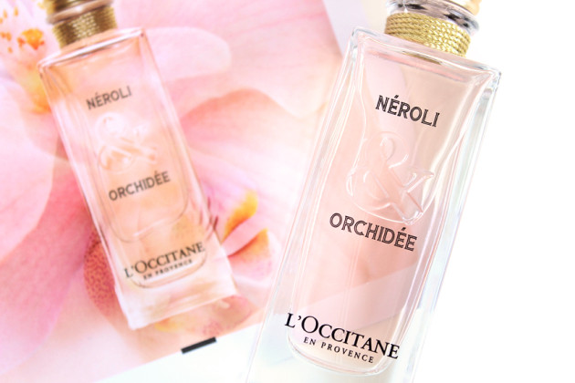 L'Occitane Neroli et Orchidee Eau de Toilette
