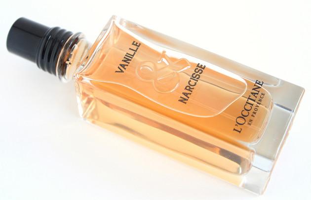 L'Occitane Vanille Narcisse EdT perfume Collection de Grasse