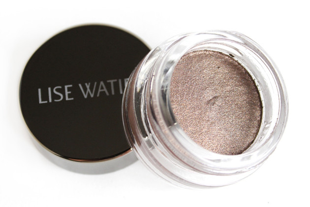 Lise Watier Sortilege Ombre Souffle Supreme eyeshadow review