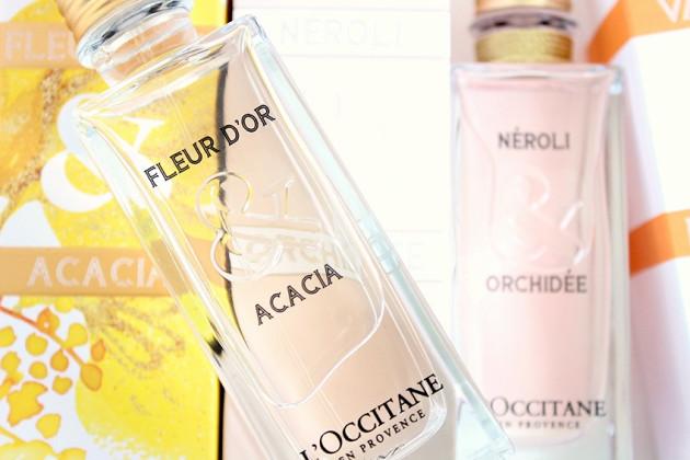 Perfume review - L'Occitane Fleur d'Or et Acacia