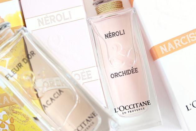 Perfume review - L'Occitane Neroli et Orchidee