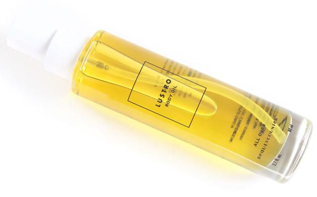 Beautycounter Body Oil review Lustro Rosemary Citrus
