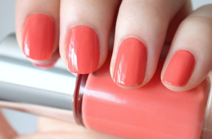 theNotice - Clinique A Different Nail Enamel swatches, review ...