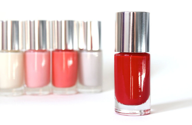 Clinique Red Red Red review swatch