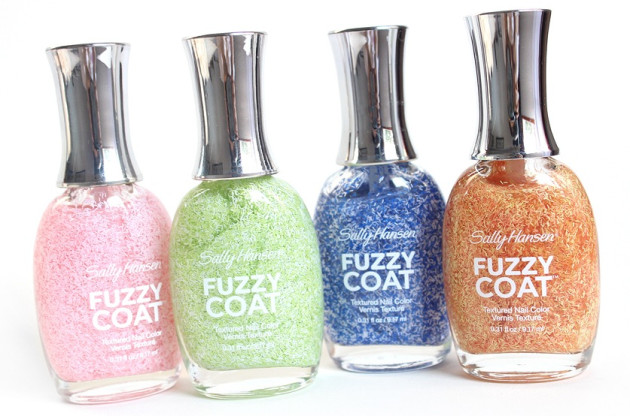 Sally Hansen Fuzzy Coat Nail Polish
