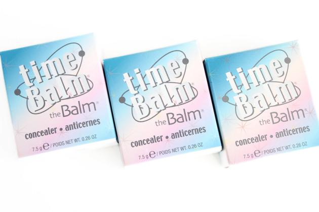 theBalm timeBalm packaging