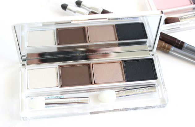Clinique Jenna's Essentials All About Shadow review