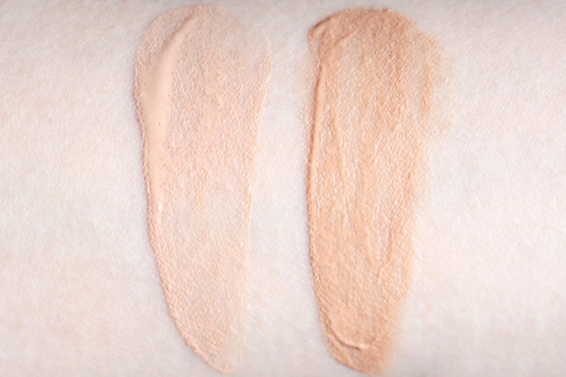 Marie Veronique Everyday Sheer Coverage SPF20 swatches light medium