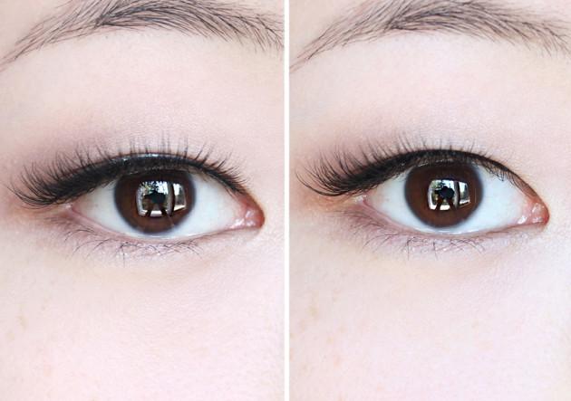 Natural wedding makeup tutorial Unforgettable mink Esqido lashes