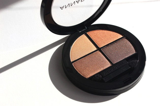 Annabelle Chai eyeshadow swatches review
