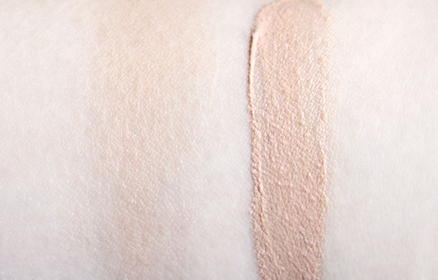 Neutrogena Healthy Skin CC Fair Light swatch review