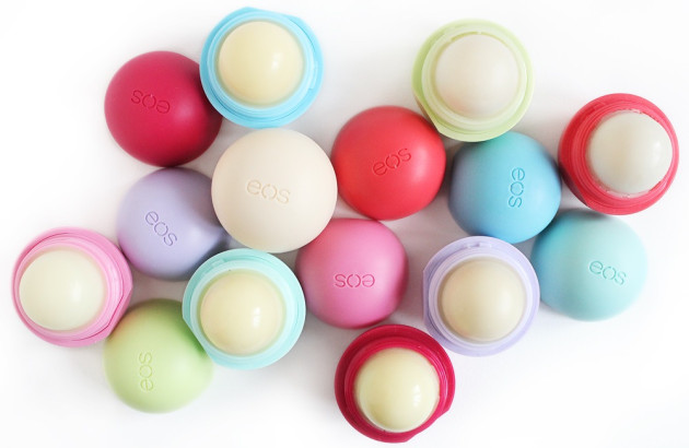 eos smooth sphere lip balm review