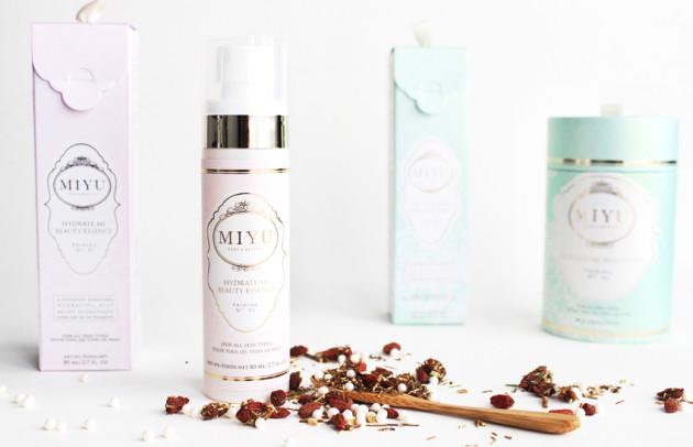 miyu beauty essence tea review