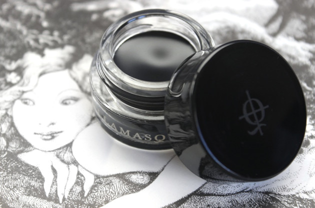 Illamasqua gel liner review