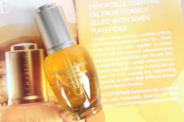 L'Occitane Divine Youth Oil review photos