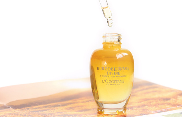 L'Occitane Immortelle Oil review