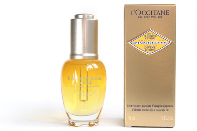 L'Occitane Ultimate Youth Face oil review