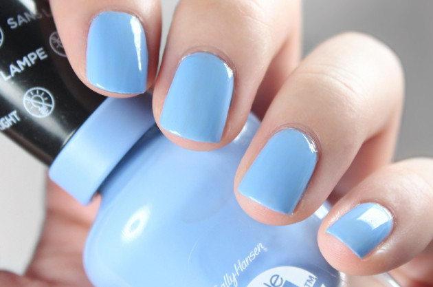Sally Hansen Miracle Gel Sugar Fix review swatches