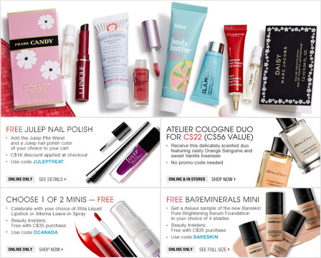 Sephora Black Friday sale
