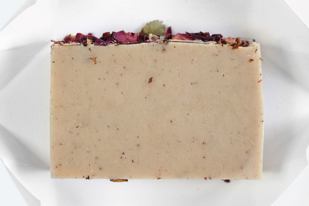 Osmia Milky Rose soap review