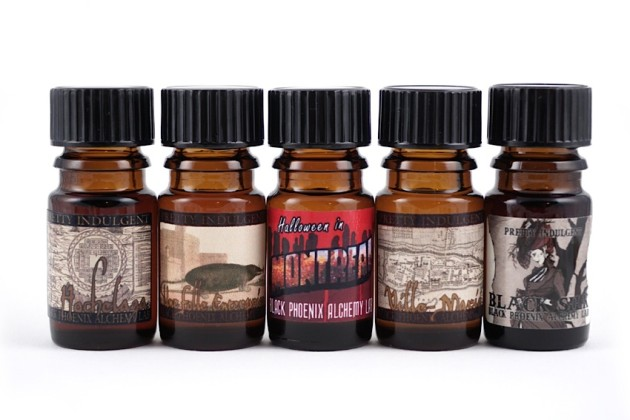 Black Pheonix Alchemy Lab Pretty Indulgent review collection