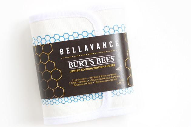 Burt's Bees Bellavance lip set kit