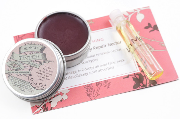 Mullein and Sparrow lip and cheek tint