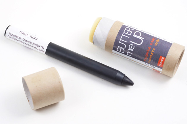 The All Natural Face eyeliner kohl black