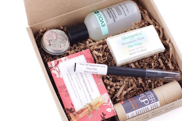Vegan Cuts Beauty Box review