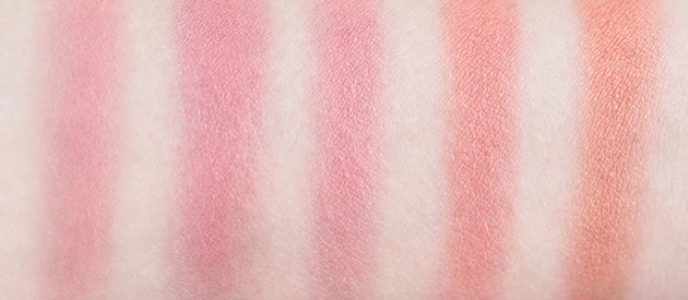 Annabelle Blushon swatches review - Lotus Rosebud Peony