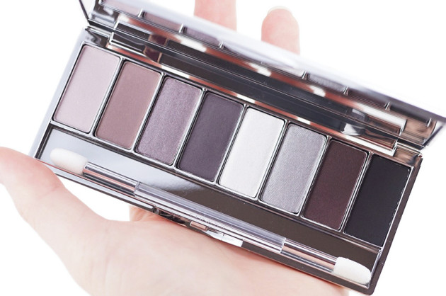Clinique 8 pan palette Greys review Wear Everywhere Neutrals