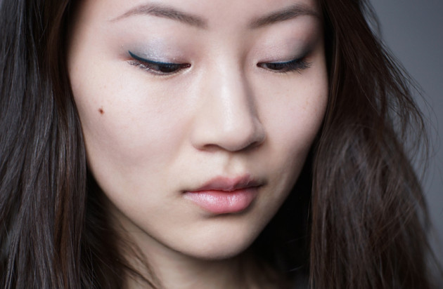 Lise Watier Expression makeup look Spring 2015