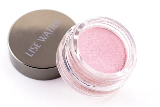 Lise Watier Fairy Pink review swatches ombre souffle supreme