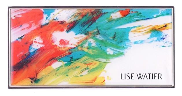 Lise Watier Palette Expression eyeshadow packaging