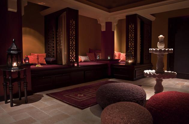 Miraj Hammam by Caudalie spa review gommage massage