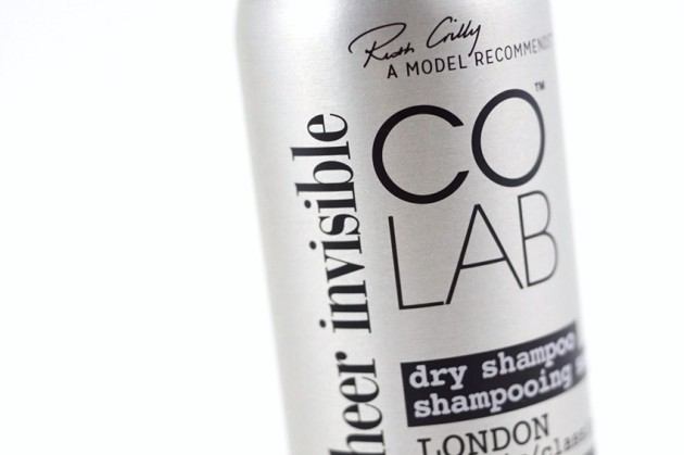 CoLab Ruth Crilly review photos dry shampoo