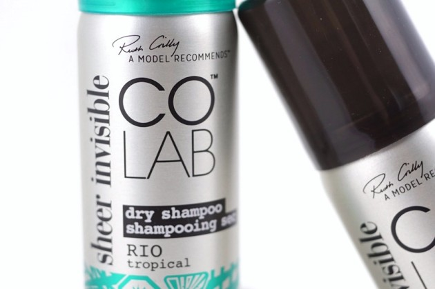 CoLab Sheer Dry Shampoo review